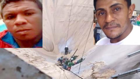 Amigos morrem por Francisco, resgatado após 11h soterrado em silo de soja