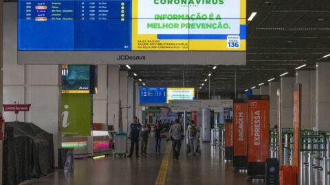 Comissão de Turismo debate crise aérea durante a pandemia