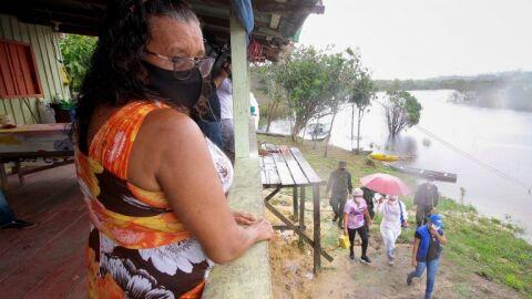 Comissão debate situação da pandemia na Amazônia