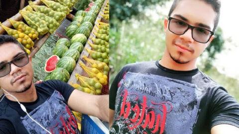 Kayan paga cursinho vendendo melancia e é aprovado em medicina na UFG