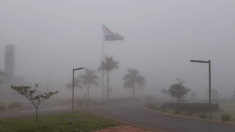 Com chuvinha, Ponta Porã registra 10°C e deve ser fria nos próximos 10 dias