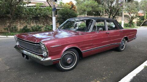 Ford Galaxie LTD Landau marcou uma nova era entre os carros de luxo no Brasil