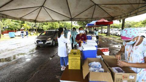 DF lança campanha para esclarecer que todas as vacinas são seguras