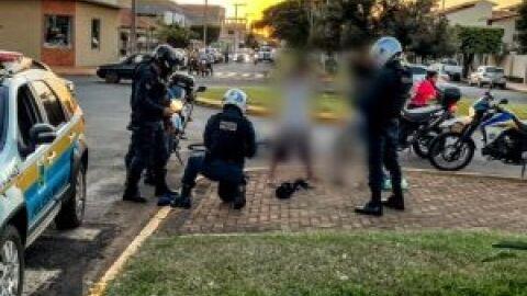 Polícia Militar intensifica ações preventivas na área da 4ª CIPM