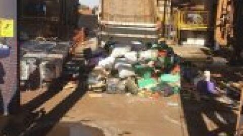 Polícia Civil incinera 5,1 toneladas de drogas em Nova Alvorada do Sul