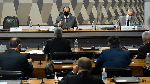 CPI pode votar 61 requerimentos de informações nesta quinta