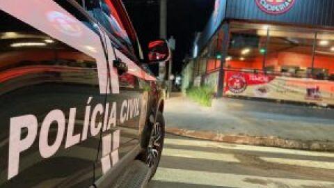 Embriagado, homem procura a polícia e acaba preso após acidente de trânsito