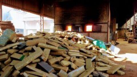 Delegacia de Jardim realiza incineração de 2,7 toneladas de drogas