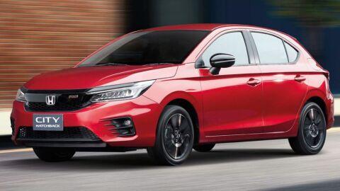 Honda City hatchback será lançado no Brasil em dezembro de 2021