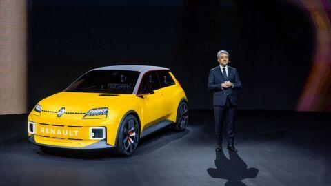 Renault apresenta sua nova estratégia de produtos para no mercado global