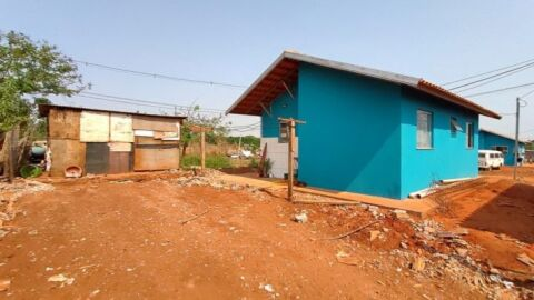 Governo do Estado garante mais 43 casas para Aldeia Água Bonita