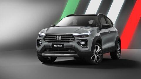 Novo SUV da Fiat terá nome divulgado dentro de 10 dias