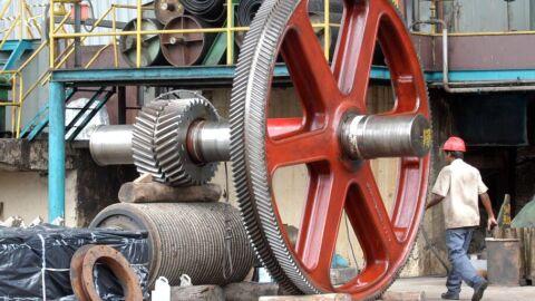 Demanda por bens industriais cai 1,2% em março, diz Ipea