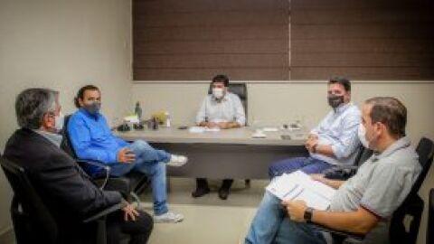 Fundesporte e Assomasul debatem organização da 17ª Copa Assomasul no segundo semestre
