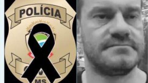 Nota de pesar pelo falecimento do Delegado Mikaill Alessandro