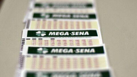 Mega-Sena: prêmio acumula e pode pagar R$ 20 milhões no sábado