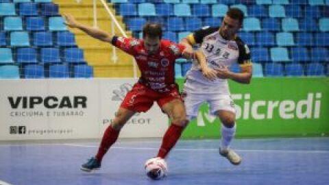 Apoiado pela Fundesporte, Juventude AG estreia neste sábado na Copa do Brasil de Futsal