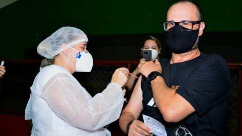 Campo Grande faz repescagem da vacina para servidores da Segurança Pública