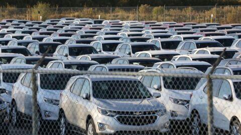 Venda de veículos tem queda de -7,5% em abril, diz Anfavea