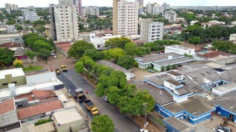 Obras do Governo do Estado passam de R$ 1 bilhão em Dourados