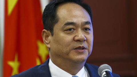 Pacheco convida embaixador da China para visitar o Senado