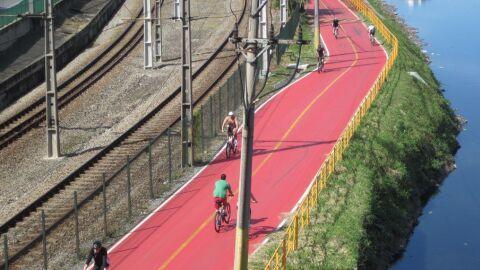 SP: Governo e Enel instalam iluminação inteligente na Ciclovia do Rio Pinheiros