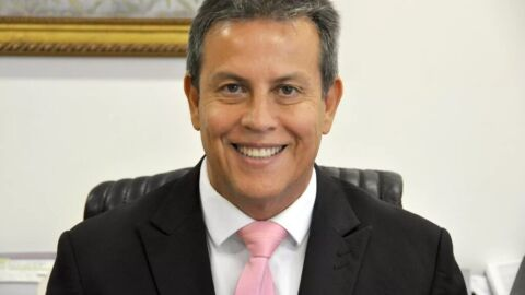 TJ cumprimenta presidente do TRT/MS pela indicação ao cargo de Ministro do TST
