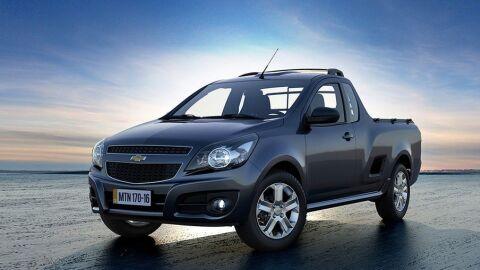 Chevrolet Montana deixa de ser vendida na Argentina, mas continua no Brasil