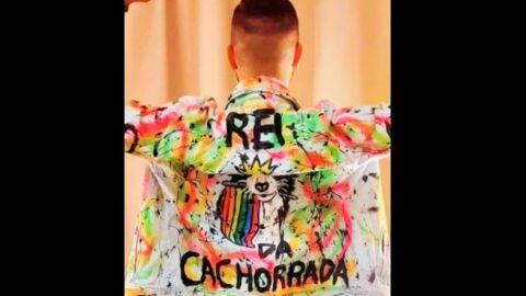 Iago Carvalho é o criador da jaqueta usada por Gil do Vigor, na final do BBB21