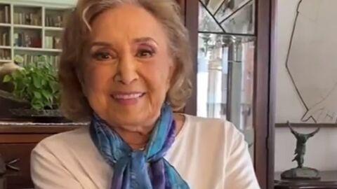 Eva Wilma é diagnosticada com câncer de ovário
