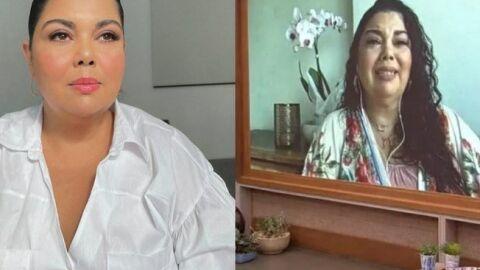 """Fabiana Karla chora em homenagem a Paulo Gustavo: """"Tinha de ir desse jeito"""""""