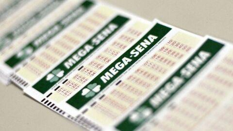 Mega-Sena: veja os números sorteados neste sábado; prêmio é de R$ 21 milhões
