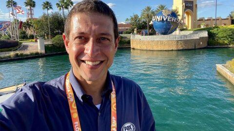 Morre o jornalista Fernando Caetano, da Fox Sports e ESPN, aos 50 anos