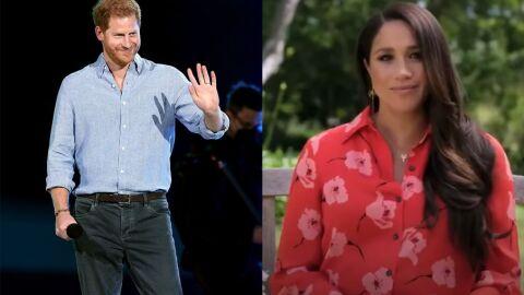 Harry e Meghan Markle fazem primeira aparição em evento após entrevista polêmica