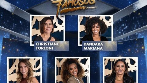 'Dança dos Famosos' confirma Christiane Torloni e Tiago Abravanel no elenco