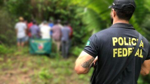 Polícia Federal resgata 12 trabalhadores no interior do Amazonas