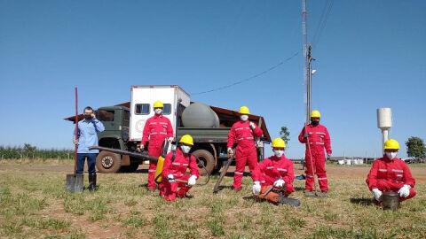 Setor agropecuário investe em prevenção aos incêndios nas áreas rurais