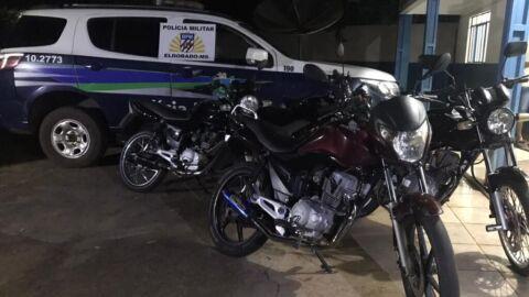 Polícia Militar realiza blitz de trânsito em Eldorado