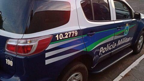 Polícia Militar prende autor de violência doméstica em Paranaíba