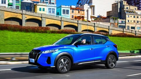 Nissan reajusta preços de todas as versões do Kicks