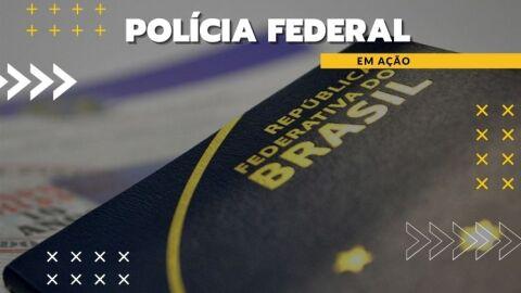 PF prende mulher tentando obter passaportes com documentos falsificados