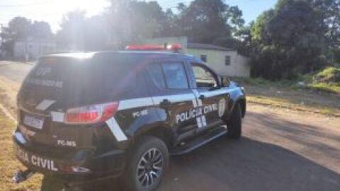 Polícia Civil prende homem de 45 anos condenado pelo crime de falso testemunho