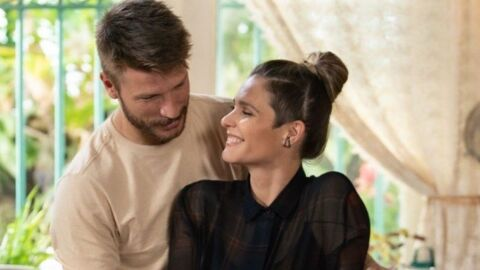Rodrigo Hilbert e Fernanda Lima aparecem comendo placenta; assista