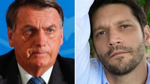 """""""Tão cidadão quanto quem me xinga"""", diz Babaioff a defensores de Jair Bolsonaro"""