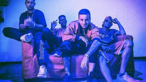"""Selo musical de Babu Santana, Paizão Record lança trap """"Hasta La Vista"""""""
