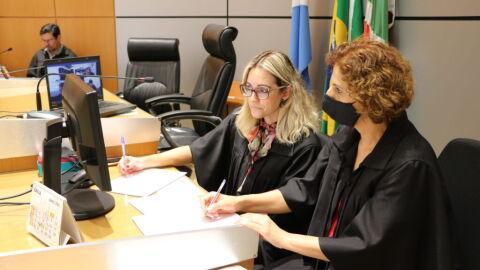 Coordenadorias de Apoio às Sessões Cíveis e Criminais adotam inovações