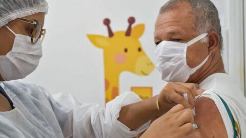 Público da Influenza é ampliado e idosos de 80 anos ou mais podem se vacinar nesta quinta