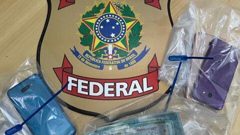 Polícia Federal prende três pessoas em flagrante por moeda falsa