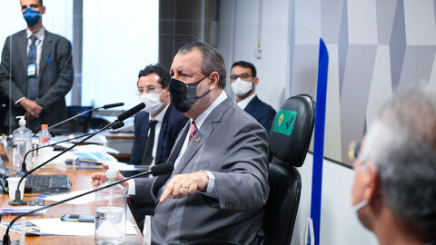 Após pedidos de prisão, CPI encaminha depoimento de Wajngarten ao Ministério Público