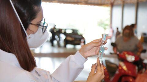 Vacinação contra a Covid-19 segue para pessoas com comorbidades